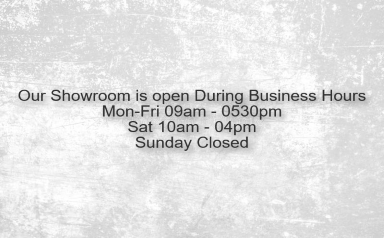 Click here for showroom hours